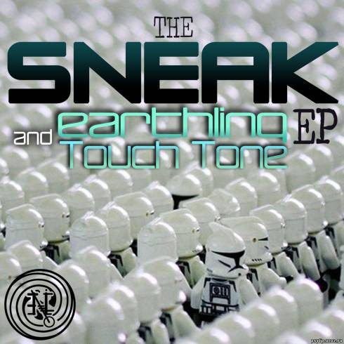 Earthling & Touch Tone - The Sneak EP (2011)
