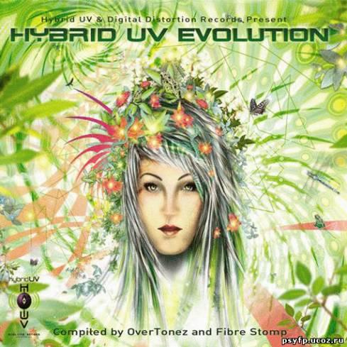 VA - Hybrid UV Evolution (2012)