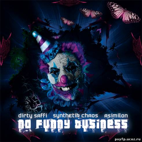 VA - No Funny Business (2010)
